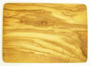 オリーブの木のまな板、オリーブウッドカッティングボード長方形大サイズ PLC_G3_141
