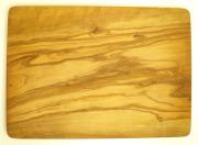 オリーブの木のまな板、オリーブウッドカッティングボード長方形大サイズ PLC_G3_143