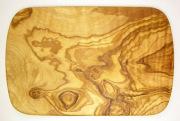 オリーブの木のまな板、オリーブウッドカッティングボード レクト小サイズ PLC_RECT01