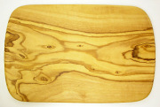 オリーブの木のまな板、オリーブウッドカッティングボード レクト小サイズ PLC_RECT06