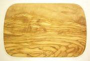 オリーブの木のまな板、オリーブウッドカッティングボード レクト小サイズ PLC_RECT11