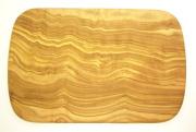オリーブの木のまな板、オリーブウッドカッティングボード レクト小サイズ PLC_RECT12