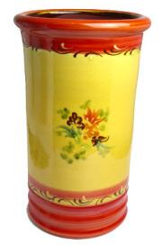 陶製ワインクーラー(マノン・レッド)BRQ_V01