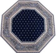 8角形オクトゴナルフレームテーブルマット38×38cmサイズ(Marat d'Avignon バスティード・ネイビー×ホワイト)【フランス】TP_OCT09::他サイズお取り寄せ可能