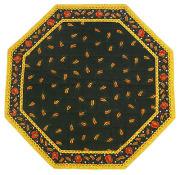 ヴァルドローム VALDROME 8角形オクトゴナルフレームテーブルマット45×45cmサイズ(ブレ・ブラック)【フランス】VAL_TP_OCT01
