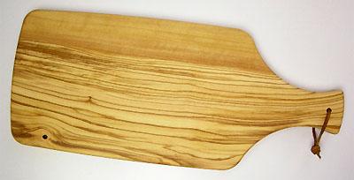 オリーブの木のまな板、オリーブウッドカッティングボード Bモデル PLC_B15
