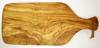 オリーブの木のまな板、オリーブウッドカッティングボード Bモデル PLC_B21