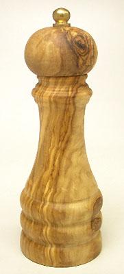 オリーブの木のペッパーミル OLV_MLN_PV_BBQ