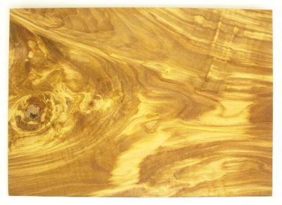 オリーブの木のまな板、オリーブウッドカッティングボード長方形大サイズ PLC_G3_117