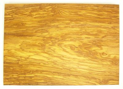 オリーブの木のまな板、オリーブウッドカッティングボード長方形大サイズ PLC_G3_124