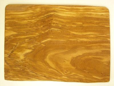 オリーブの木のまな板、オリーブウッドカッティングボード長方形大サイズ PLC_G3_129