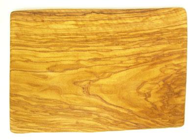 オリーブの木のまな板、オリーブウッドカッティングボード長方形大サイズ PLC_G3_133