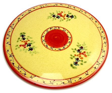 陶製なべしきトリベット(マノン・レッド)DSP_04