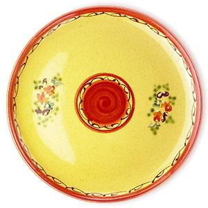 デザート皿2枚セット(マノン・レッド)ASS_RD01
