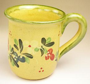 手書きマグカップ(花柄)MUG_05