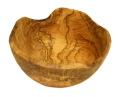 オリーブの木のサラダボウル Rustique ルスティック 22cm SLD_BL22_3