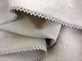 リネン麻プロヴァンステーブルクロス160×260cmサイズ(CELLINI・ナチュラル)【フランス】 NAP_25_117
