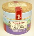 プロヴァンスハーブ入りカマルグの塩ハーブソルト125g フルールドセル/ペルルドセル LE SAUNIER DE CAMARGUE Aux Herbes de Provence SEL_CMG125_HP