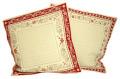 ジャガード織りモンターニュ Reveillon レヴェイヨン クッションカバー ノルディック柄 45×45cmサイズ【フランス製】 HOU_C60