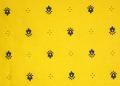 プロヴァンスプリントテーブルクロス撥水加工(カリソン・ブルー)全7サイズ【フランス】 NAP_20_07e