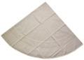 ラウンド・円形テーブルクロス丸テーブル円卓用ジャガード織りテフロン撥水加工直径230cmサイズ【リバーシブル】Marat d'Avignon マラダヴィニョン(デュランス・グレー)【フランス】 NAP_R207e