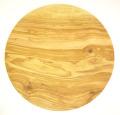 オリーブの木のピザプレート直径30cmサイズ【フランス】オリーブウッド木製 PIZ_18