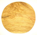 オリーブの木のピザプレート直径30cmサイズ【フランス】オリーブウッド木製 PIZ_20