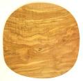 オリーブの木のピザプレート直径30cmサイズ【フランス】オリーブウッド木製 PIZ_24