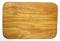オリーブの木のまな板、オリーブウッドカッティングボード 長方形中サイズ PLC_33