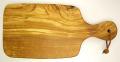 オリーブの木のまな板、オリーブウッドカッティングボード AモデルPLC_A35