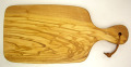 オリーブの木のまな板、オリーブウッドカッティングボード AモデルPLC_A38