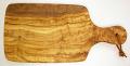 オリーブの木のまな板、オリーブウッドカッティングボード AモデルPLC_A40
