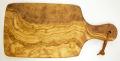 オリーブの木のまな板、オリーブウッドカッティングボード AモデルPLC_A41