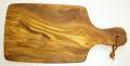 オリーブの木のまな板、オリーブウッドカッティングボード AモデルPLC_A43