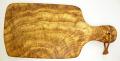 オリーブの木のまな板、オリーブウッドカッティングボード AモデルPLC_A44