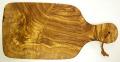 オリーブの木のまな板、オリーブウッドカッティングボード AモデルPLC_A46