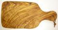 オリーブの木のまな板、オリーブウッドカッティングボード AモデルPLC_A49