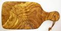 オリーブの木のまな板、オリーブウッドカッティングボード AモデルPLC_A51