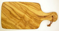 オリーブの木のまな板、オリーブウッドカッティングボードAモデルPLC_A57