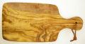 オリーブの木のまな板、オリーブウッドカッティングボードAモデルPLC_A58