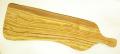 オリーブの木のまな板、オリーブウッドカッティングボードアンティパスト用まな板ロング 60cm PLC_ATP_G5