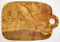 オリーブの木のまな板、オリーブウッドカッティングボード Cモデル PLC_C54