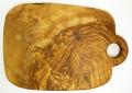 オリーブの木のまな板、オリーブウッドカッティングボード Cモデル PLC_C58