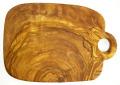 オリーブの木のまな板、オリーブウッドカッティングボード Cモデル PLC_C59