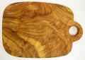 オリーブの木のまな板、オリーブウッドカッティングボード Cモデル PLC_C60