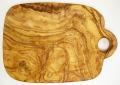 オリーブの木のまな板、オリーブウッドカッティングボード Cモデル PLC_C62