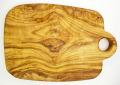 オリーブの木のまな板、オリーブウッドカッティングボード Cモデル PLC_C67
