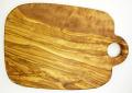 オリーブの木のまな板、オリーブウッドカッティングボード Cモデル PLC_C70