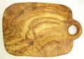 オリーブの木のまな板、オリーブウッドカッティングボードCモデル PLC_C71