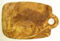 オリーブの木のまな板、オリーブウッドカッティングボードCモデル PLC_C74